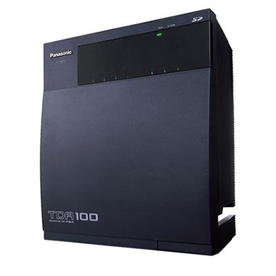 Hybrid IP PBX System KX-TDA100
